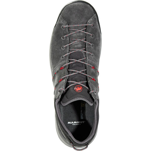 Mammut Hueco Low GTX Shoes Herr graphite-magma