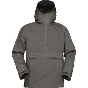 Norrøna Svalbard Cotton Anorak Herr slate grey slate grey