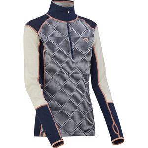 Kari Traa Rett Half-Zip Shirt Dam Nava Nava