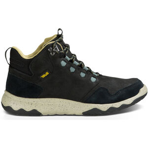 Teva Arrowood LUX Mid WP Shoes Herr black black
