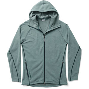 Houdini Outright Houdi Fleece Jacket Herr light storm green light storm green