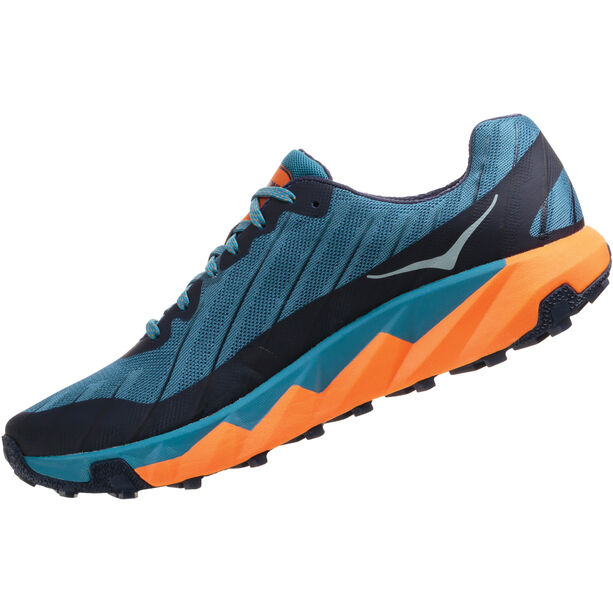 Hoka One One Torrent Running Shoes Herr storm blue/black iris