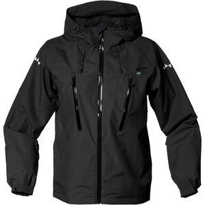 Isbjörn Monsune Hard Shell Jacket Ungdomar black black