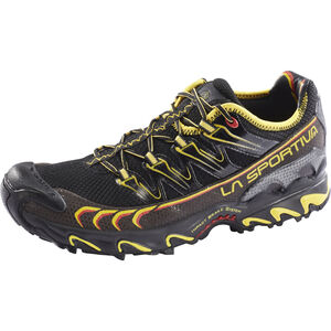 La Sportiva Ultra Raptor Shoes Herr black/yellow black/yellow