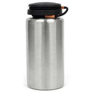 Nalgene Stainless Steel Flask 1000ml steel/black steel/black