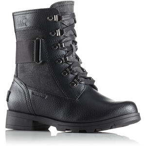 Sorel Emelie Conquest Boots Barn black/black black/black