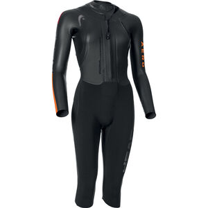 Head SwimRun Aero Suit Dam black/orange black/orange