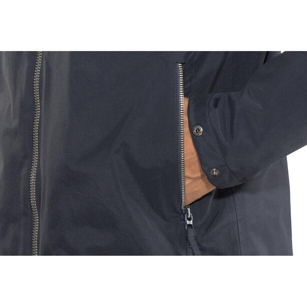Helly Hansen Rigging Rain Jacket Herr navy