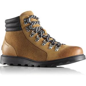 Sorel Ainsley Conquest Shoes Dam camel brown/black camel brown/black