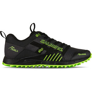 Salming Trail T4 Shoes Dam forged iron/black forged iron/black