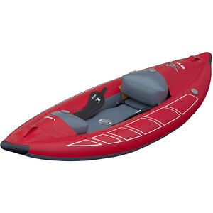 NRS STAR Viper Inflatable Kayak red red