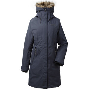 Didriksons 1913 Mea Parka Dam dark night blue dark night blue
