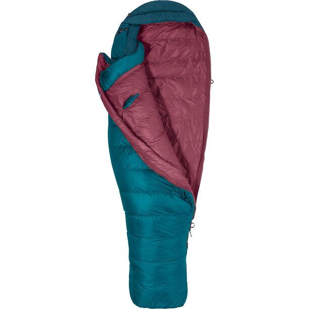 Marmot Teton Sleeping Bag Regular Dam late night/vintage navy