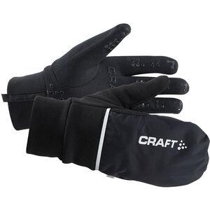 Craft Hybrid Weather Glove black black