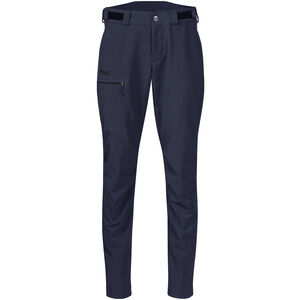 Bergans Slingsby LT Softshell Pants Dam dark navy/black dark navy/black