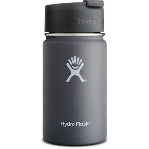 Hydro Flask Wide Mouth Coffee Bottle 354ml graphite graphite