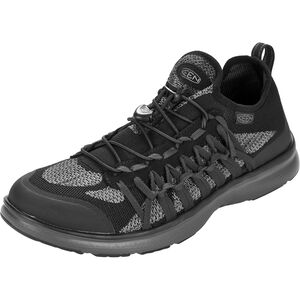 Keen Uneek Exo Shoes Herr black/steel grey black/steel grey