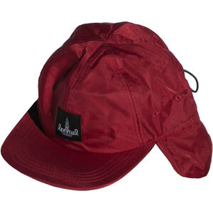 Lemmel Kaffe Cap with Ear Tag lingonberry lingonberry