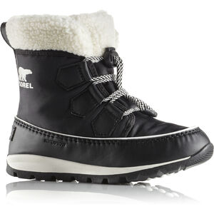 Sorel Whitney Carnival Boots Barn black/sea salt black/sea salt