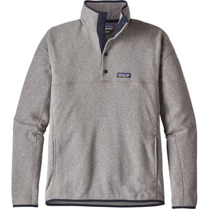Patagonia LW Better Marsupial Sweater Pullover Herr Feather Grey Feather Grey