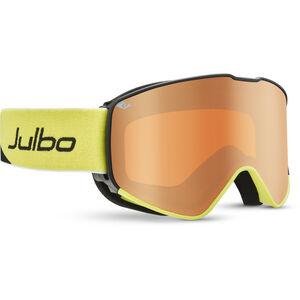 Julbo Alpha Goggles Black/Yellow Black/Yellow