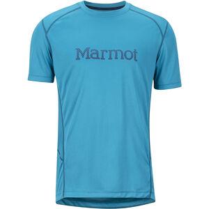 Marmot Windridge SS Shirt with Graphic Herr turkish tile turkish tile