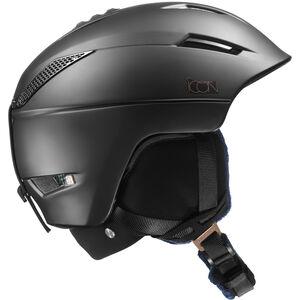 Salomon Icon² C.Air Helmet Dam black black