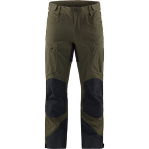 Haglöfs Rugged Mountain Pants Herr deep woods/true black short deep woods/true black short