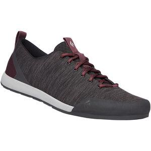 Black Diamond Circuit Shoes Women anthracite/bordeaux anthracite/bordeaux