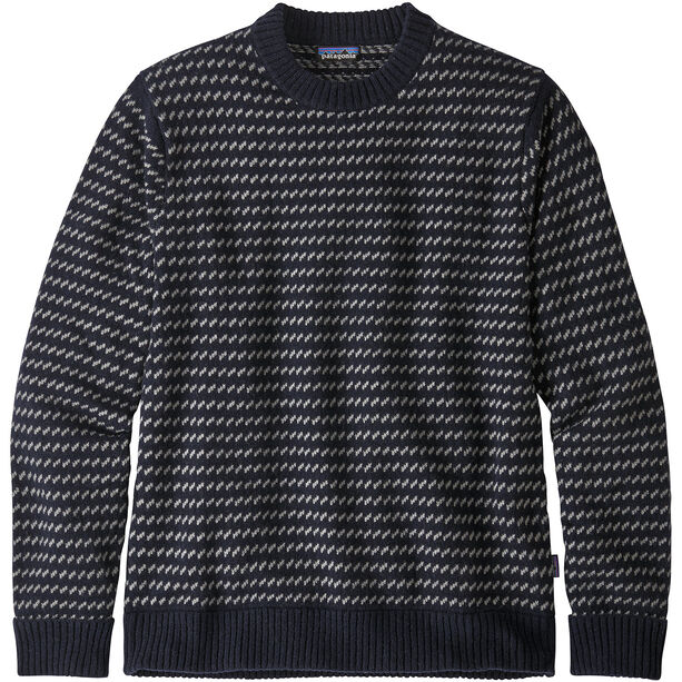 Patagonia Recycled Wool Sweater Herr classic navy
