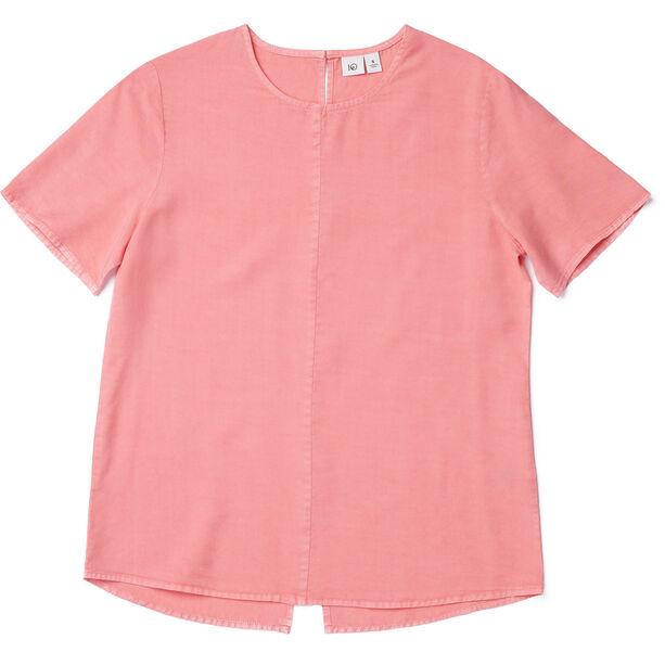 tentree Langford SS Shirt Dam porcelain rose