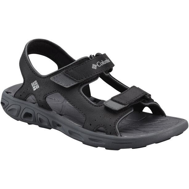 Columbia Techsun Vent Sandals Barn black, columbia grey black, columbia grey