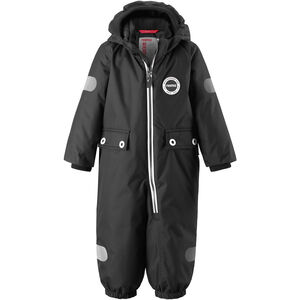 Reima Marte Winter Overall Barn Black Black