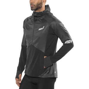 inov-8 AT/C Pro Softshell Fullzip Jacket Herr black black