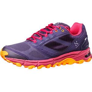 Haglöfs Gram Gravel Shoes Dam acai berry/volcanic pink acai berry/volcanic pink