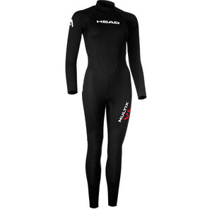 Head Multix Vl Suit Dam black/red black/red