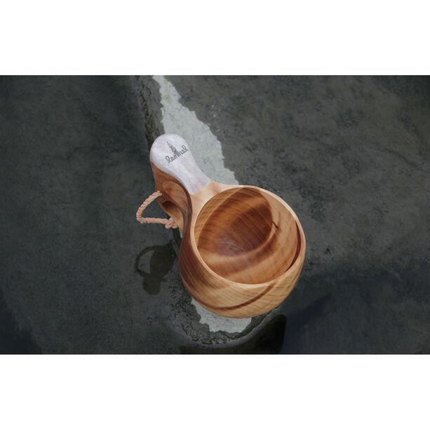 Lemmel Kaffe Mörkrets Bägare med renhorn