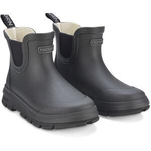 Tretorn Aktiv Chelsea Rubber Boots Barn black black