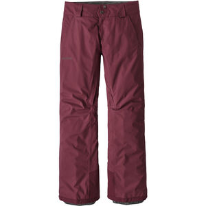 Patagonia Insulated Snowbelle Pants Dam dark currant dark currant