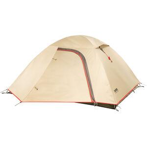 CAMPZ Toscana XW 2P Tent beige/grey beige/grey