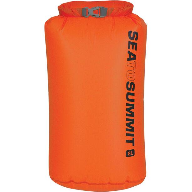 Sea to Summit Ultra-Sil Nano Dry Sack 8l orange