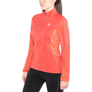 Odlo Zeroweight Windproof Warm Jacket Dam hibiscus hibiscus