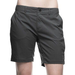 Houdini Liquid Rock Shorts Dam rock black rock black