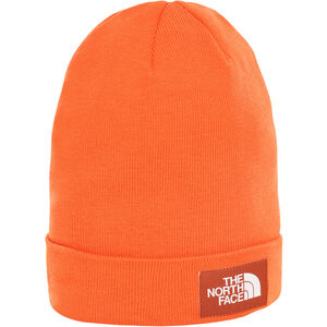 The North Face Worker Recycled Beanie Papaya Orange/Picante Red Papaya Orange/Picante Red
