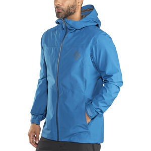 Black Diamond Liquid Point Shell Jacket Herr kingfisher kingfisher