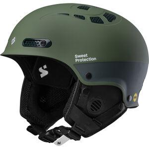Sweet Protection Igniter II MIPS Helmet Olive Drab Olive Drab