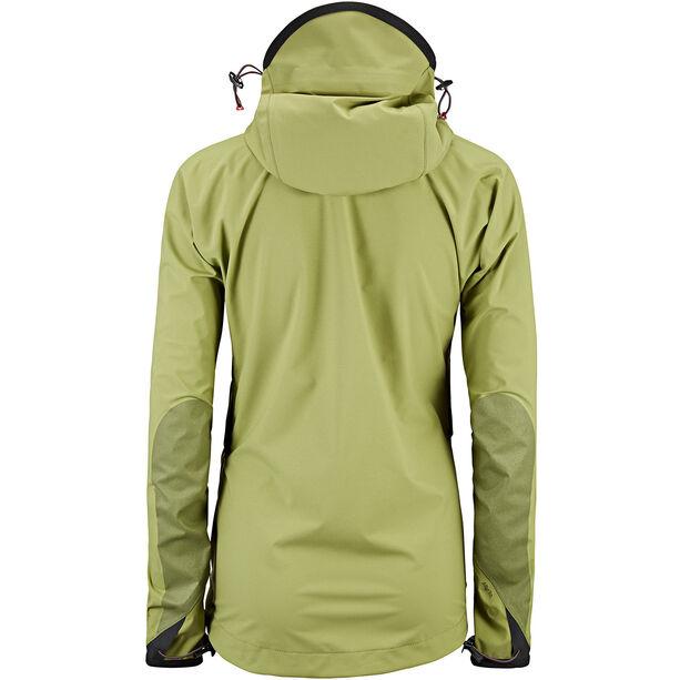 Klättermusen Allgrön Jacket Dam herb green