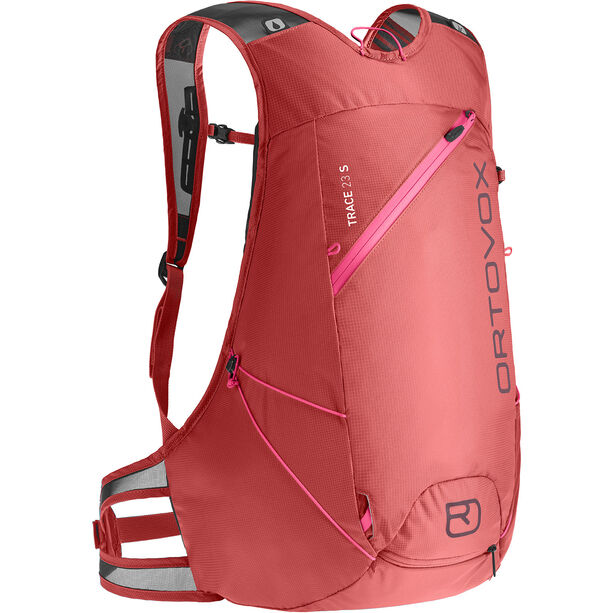 Ortovox Trace 23 Ski Backpack S blush