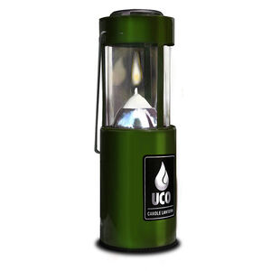 UCO Original Candle Lantern green anodized green anodized