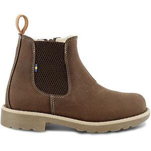 KAVAT Brändås EP ECO Chelsea Boots Barn dark brown dark brown